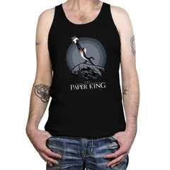 The Paper King - Tanktop - Tanktop - RIPT Apparel