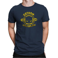 Detective's Club Exclusive - Mens Premium - T-Shirts - RIPT Apparel