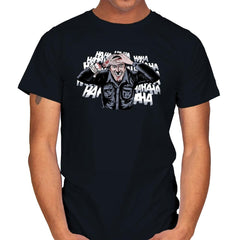 The Ash Laugh - Mens - T-Shirts - RIPT Apparel