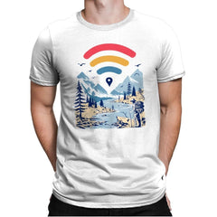 Internet Explorer - Mens Premium - T-Shirts - RIPT Apparel