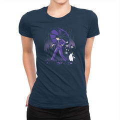 Salty Penguin Exclusive - Womens Premium - T-Shirts - RIPT Apparel