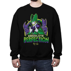 Absolute Perfection - Crew Neck Sweatshirt - Crew Neck Sweatshirt - RIPT Apparel
