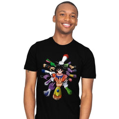 Wickakarotto - Mens - T-Shirts - RIPT Apparel