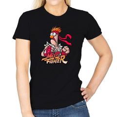 Meep Fighter Exclusive - Womens - T-Shirts - RIPT Apparel
