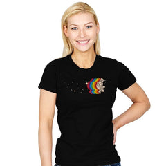 Space Dance - Womens - T-Shirts - RIPT Apparel