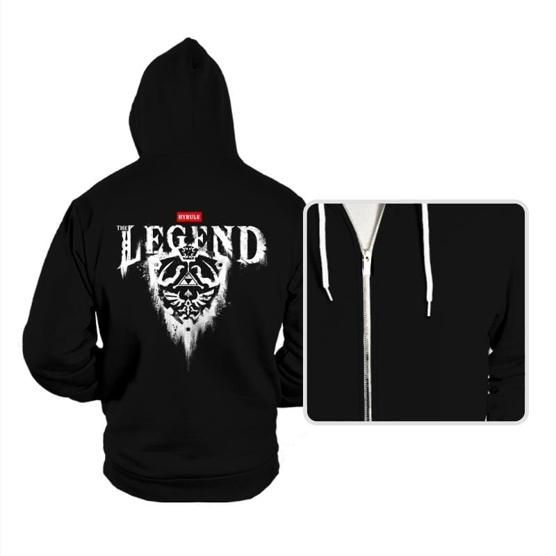 The Legend - Hoodies - Hoodies - RIPT Apparel