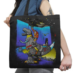 The Crossing of Quintessa Exclusive - Tote Bag - Tote Bag - RIPT Apparel