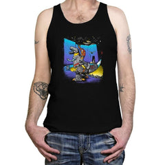 The Crossing of Quintessa Exclusive - Tanktop - Tanktop - RIPT Apparel
