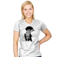 See You Space Cowboy Reprint - Womens - T-Shirts - RIPT Apparel