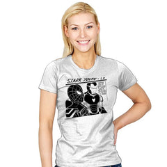Stark Youth - Womens - T-Shirts - RIPT Apparel