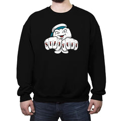 STAY PUFT - Crew Neck Sweatshirt - Crew Neck Sweatshirt - RIPT Apparel