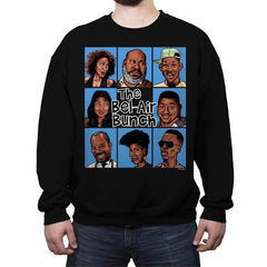 The Bel-Air Bunch - Crew Neck Sweatshirt - Crew Neck Sweatshirt - RIPT Apparel