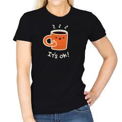 Coffedence - Womens - T-Shirts - RIPT Apparel