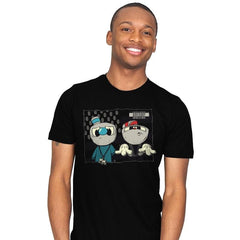 Pew Pew Bros - Mens - T-Shirts - RIPT Apparel