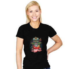 Fatimoro - Womens - T-Shirts - RIPT Apparel