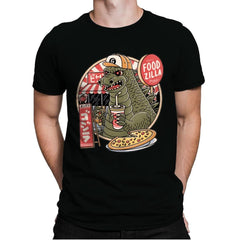 Foodzilla - Mens Premium - T-Shirts - RIPT Apparel