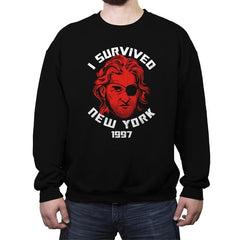 New York Survivor - Crew Neck Sweatshirt - Crew Neck Sweatshirt - RIPT Apparel