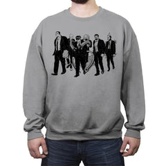 Reservoir Six - Crew Neck Sweatshirt - Crew Neck Sweatshirt - RIPT Apparel
