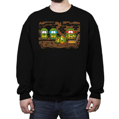 Sewer Park - Crew Neck Sweatshirt - Crew Neck Sweatshirt - RIPT Apparel
