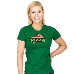 Did Someone Say Pizza? - Womens - T-Shirts - RIPT Apparel