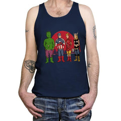 King of the Heroes Reprint - Tanktop - Tanktop - RIPT Apparel