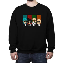 Reservoir Kame - Crew Neck Sweatshirt - Crew Neck Sweatshirt - RIPT Apparel