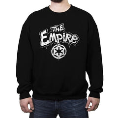 The Empire - Crew Neck Sweatshirt - Crew Neck Sweatshirt - RIPT Apparel