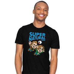 Super Natural Bros - Mens - T-Shirts - RIPT Apparel