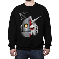 Daft Oasis - Crew Neck Sweatshirt - Crew Neck Sweatshirt - RIPT Apparel