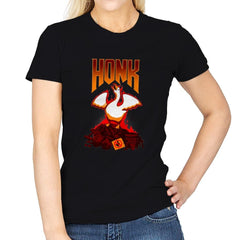 HONK! - Womens - T-Shirts - RIPT Apparel