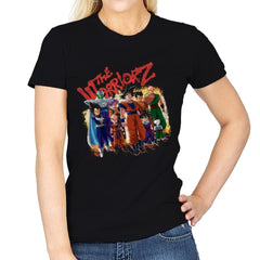 The WarriorZ - Anytime - Womens - T-Shirts - RIPT Apparel