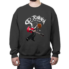 The Solo - Crew Neck Sweatshirt - Crew Neck Sweatshirt - RIPT Apparel