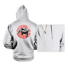Ink Wash Symbiote - Hoodies - Hoodies - RIPT Apparel