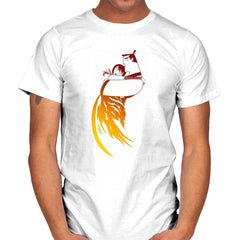 Samurai Love - Mens - T-Shirts - RIPT Apparel