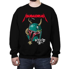 DAMAGED ARMOR - Crew Neck Sweatshirt - Crew Neck Sweatshirt - RIPT Apparel