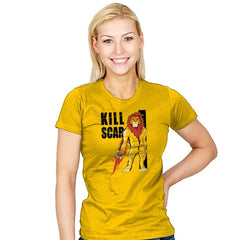 Kill Scar - Womens - T-Shirts - RIPT Apparel