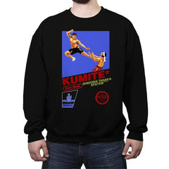 Kumite - Crew Neck Sweatshirt - Crew Neck Sweatshirt - RIPT Apparel