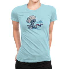 ANT-AT Exclusive - Womens Premium - T-Shirts - RIPT Apparel