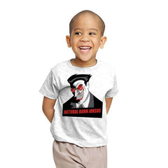 Natural Born Jokers - Youth - T-Shirts - RIPT Apparel