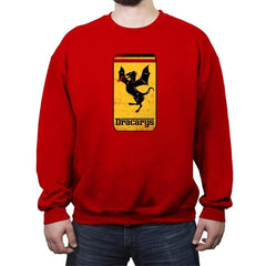 Targaryen Sport Cars - Crew Neck Sweatshirt - Crew Neck Sweatshirt - RIPT Apparel