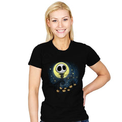 Little Jack - Womens - T-Shirts - RIPT Apparel