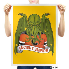Ancient Empire Exclusive - Prints - Posters - RIPT Apparel