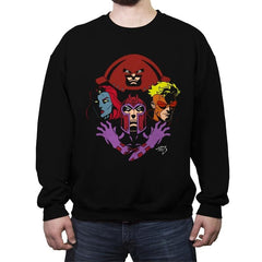 Brotherhood Rhapsody  - Crew Neck Sweatshirt - Crew Neck Sweatshirt - RIPT Apparel