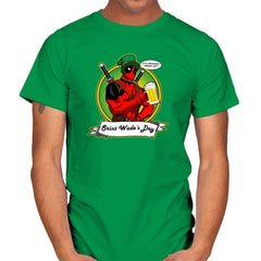 Saint Wade's Day Exclusive - Mens - T-Shirts - RIPT Apparel