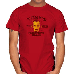 Robotics Club Exclusive - Mens - T-Shirts - RIPT Apparel