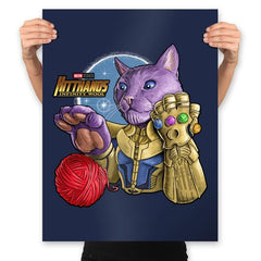 KitThanos - Prints - Posters - RIPT Apparel