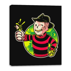 Freddy Boy - Canvas Wraps - Canvas Wraps - RIPT Apparel