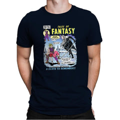 Tales of Fantasy 7 - Mens Premium - T-Shirts - RIPT Apparel