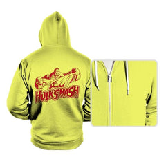 Incredible Smash - Hoodies - Hoodies - RIPT Apparel