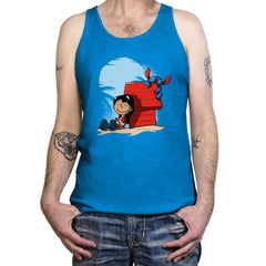 Friends of Aloha - Tanktop - Tanktop - RIPT Apparel